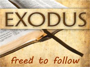 Freed to Follow – an exodus Journey Week 1