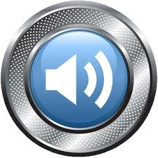 web audio button