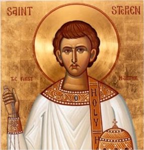 St Stephen icon
