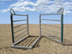 drafting gate